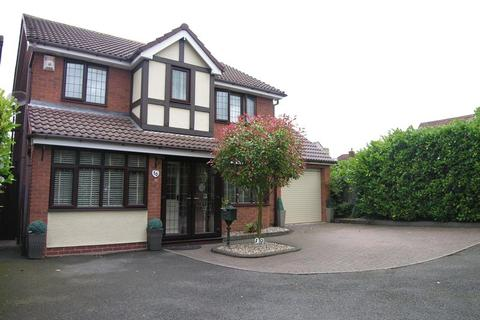 4 bedroom detached house for sale - Marlpool Drive, Pelsall