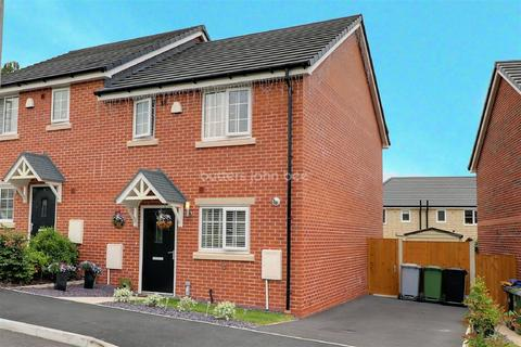 3 bedroom semi-detached house for sale - Shaw Close, Congleton
