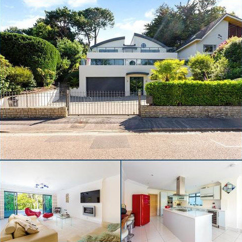 4 bedroom detached house for sale - Lakeside Road, Branksome Park, Poole, Dorset, BH13