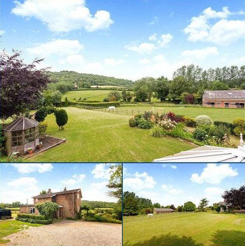 3 bedroom equestrian property for sale - Chilcomb, Winchester, Hampshire, SO21