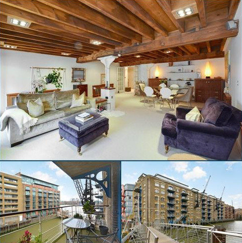 2 bedroom character property for sale - New Concordia Wharf, Mill Street, London, SE1