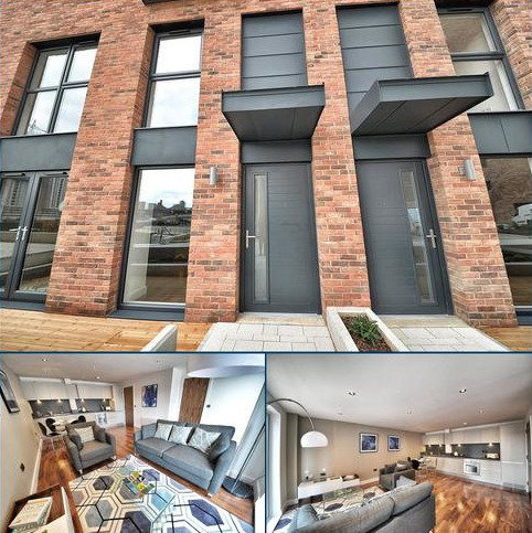 2 bedroom flat for sale - Block B Wilburn Basin, Ordsall Lane, Salford, M5