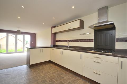 4 bedroom end of terrace house to rent - St. Lucia Crescent, Bristol, BS7