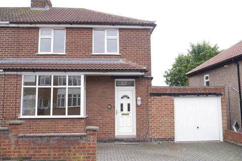 3 bedroom semi-detached house for sale - The Crescent, Melton Mowbray