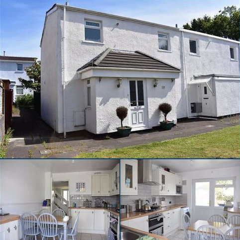 2 bedroom end of terrace house for sale - Cartersford Place, West Cross, Swansea