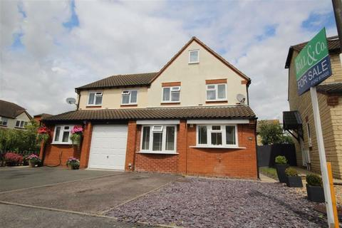 4 bedroom semi-detached house for sale - Cutsdean Close, Bishops Cleeve, Cheltenham, GL52