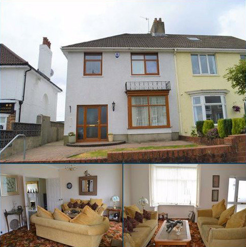 3 bedroom semi-detached house for sale - Tycoch Road, Swansea, SA2