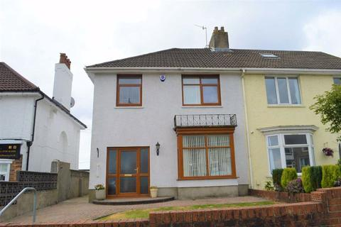 3 bedroom semi-detached house for sale - Tycoch Road, Tycoch, Swansea