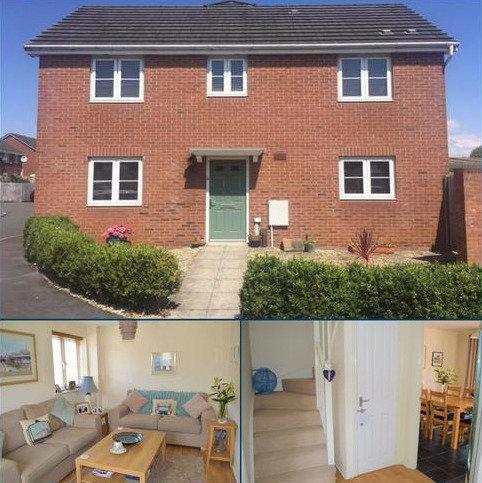 3 bedroom semi-detached house for sale - Lloyd Thomas Court, Swansea, SA1