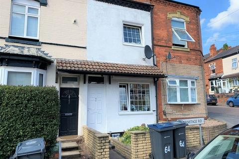 2 bedroom terraced house to rent - Hermitage Road, Erdington