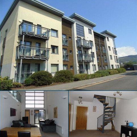 3 bedroom penthouse for sale - St Stephens Court, Maritime Quarter, Swansea