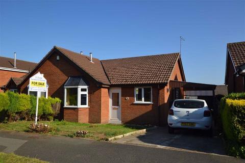 3 bedroom semi-detached bungalow for sale - Airedale Drive, Bridlington, East Yorkshire, YO16