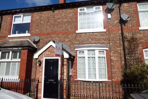 2 bedroom terraced house to rent - 12 Knutsford Rd, A/Edge SK9 7SD
