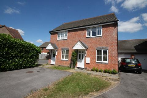 2 bedroom semi-detached house for sale - Meadowsweet Close, Thatcham, RG18