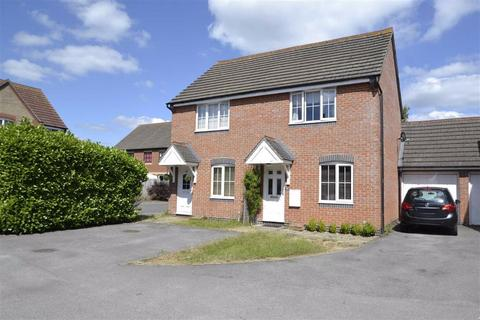 2 bedroom semi-detached house for sale - Meadowsweet Close, Thatcham, Berkshire, RG18