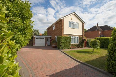 3 bedroom detached house for sale - Camborne Avenue, Bedgrove, Aylesbury