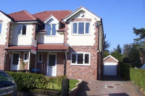 4 bedroom semi-detached house to rent - Clarence Road, Hale