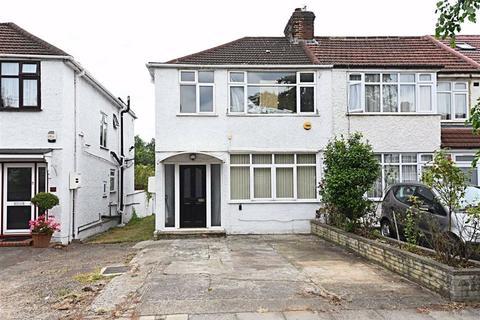 4 bedroom end of terrace house for sale - Brent Park Road, Hendon, London