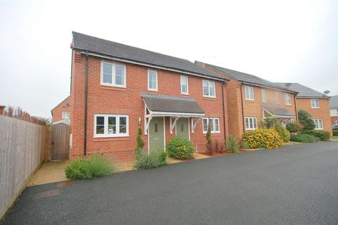 2 bedroom semi-detached house for sale - Wades Field Place, Crewe