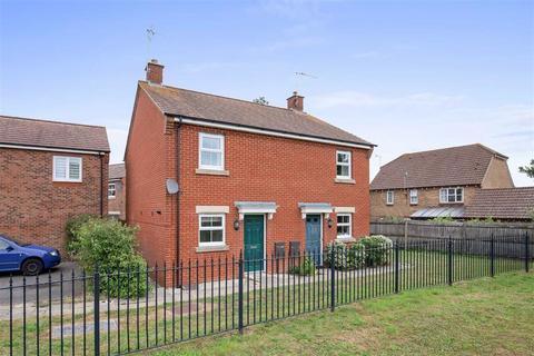 2 bedroom semi-detached house for sale - Holt Close, Singleton, Ashford