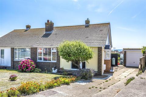 2 bedroom semi-detached bungalow for sale - Hawth Crescent, Seaford