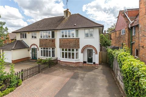 3 bedroom semi-detached house for sale - Lybury Lane, Redbourn, St. Albans, Hertfordshire