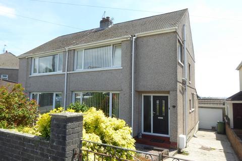 3 bedroom semi-detached house for sale - Highfield Avenue, Litchard, Bridgend. CF31 1QR