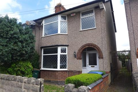 3 bedroom end of terrace house to rent - Wycliffe Road West, Wyken, Coventry, CV2