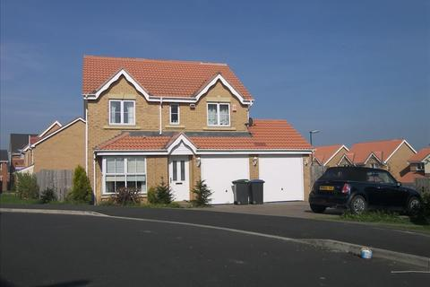 4 bedroom detached house to rent - Chapel Drive, Consett, Durham, DH8 7EW