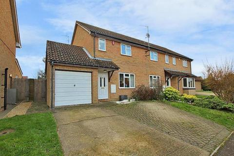3 bedroom semi-detached house to rent - 22 Victoria Drive, Houghton Conquest, Beds, MK45 3LY