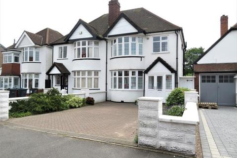 3 bedroom semi-detached house to rent - Jockey Road, Sutton Coldfield, B73 5PL