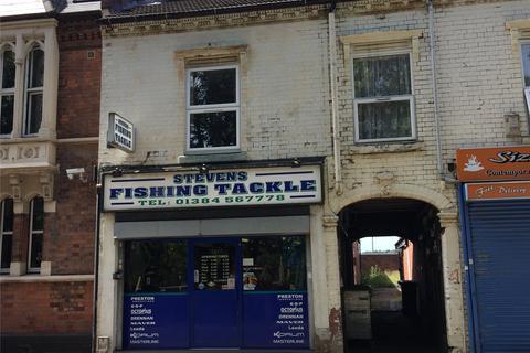 Retail property (high street) - Upper High Street, Cradley Heath, West Midlands, B64