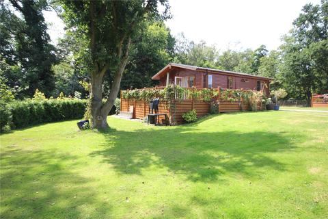 2 bedroom bungalow for sale - Theobalds Park, Camping and Caravanning, Bulls Cross Ride, EN7