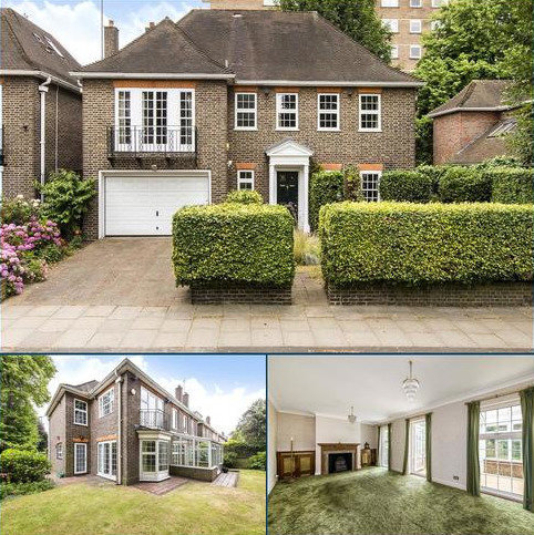 4 bedroom detached house for sale - St. Johns Wood Park, London, NW8
