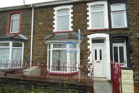 3 bedroom terraced house for sale - St. John Street, Ogmore Vale, Bridgend . CF32 7BA