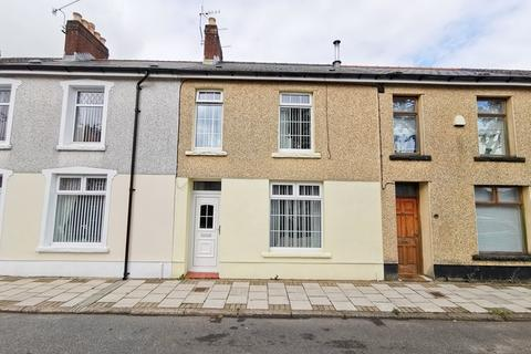 3 bedroom terraced house for sale - Queens Crescent, Rhymney, Tredegar