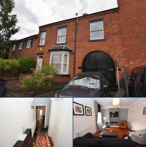 10 bedroom terraced house for sale - Margaret Road, Harborne