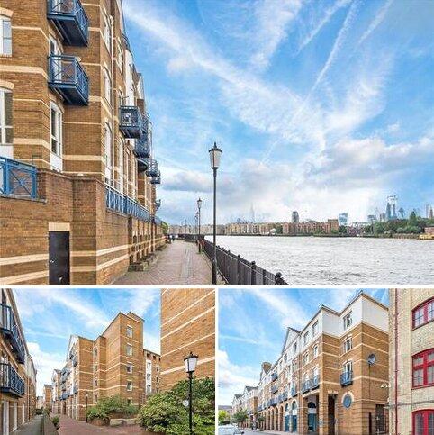 1 bedroom apartment for sale - Hampton Court, King & Queen Wharf, London, SE16