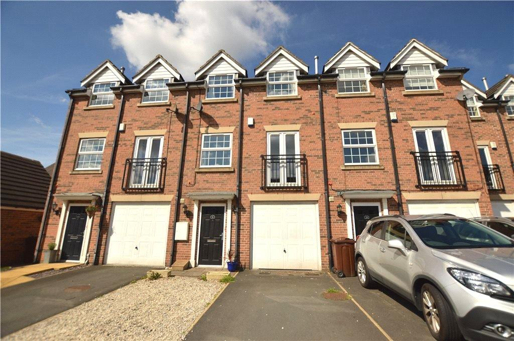 4 Bedrooms Terraced House for sale in Linden Court, Rothwell, Leeds
