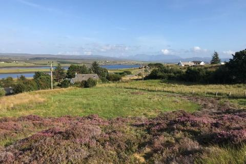 Plot for sale - Dunvegan, Isle of Skye IV55