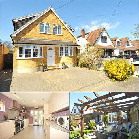 4 bedroom detached house for sale - Sunray Avenue, Hutton, Brentwood, Essex, CM13