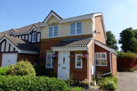 3 bedroom detached house to rent - Heydons Court, Bradville, Milton Keynes MK13