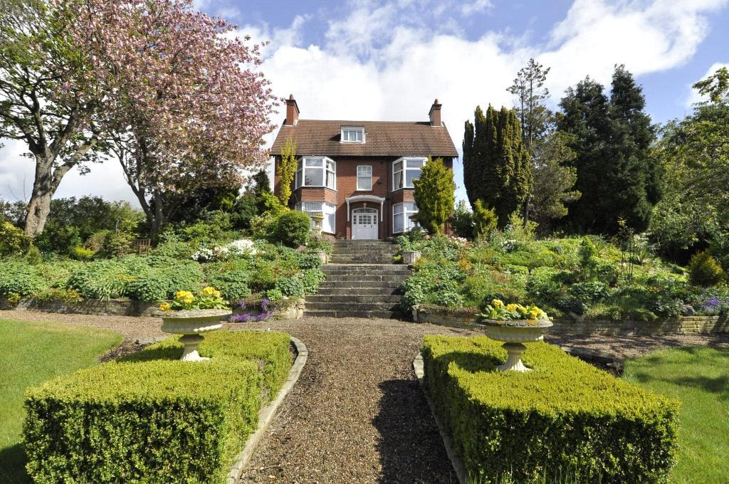 4 Bedrooms Detached House for sale in Brooklands, Batley Road, Wakefield, West Yorkshire