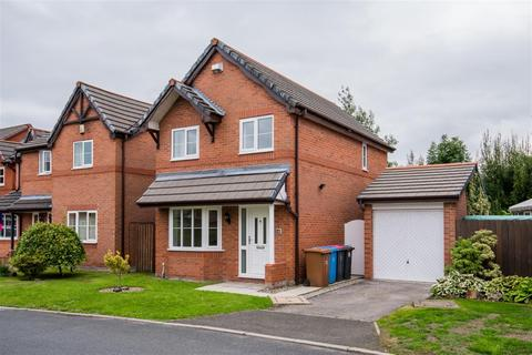 3 bedroom detached house to rent - Spindlepoint Drive, Worsley, Manchester, M28 7GL