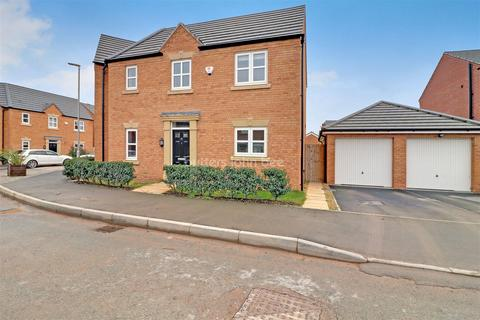 3 bedroom terraced house for sale - Whatcroft Way, Middlewich