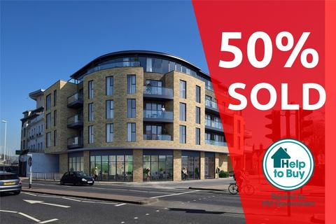 2 bedroom apartment for sale - Apartment 16, 1 Lennox Road, Worthing, West Sussex, BN11