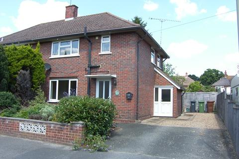 3 bedroom semi-detached house to rent - Bracken Way, CHOBHAM GU24
