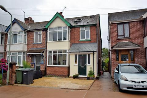 4 bedroom end of terrace house for sale - Ashwood Road, St Thomas, EX2