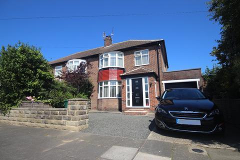 3 bedroom semi-detached house for sale - Brierdene Road, Brierdene, Whitley Bay, NE26