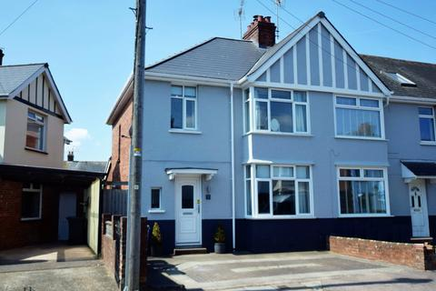 3 bedroom end of terrace house for sale - Coverdale Road, St Thomas, EX2